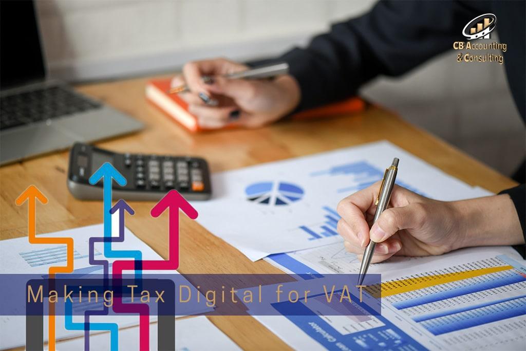 declaratie TVA UK - MTD for VAT