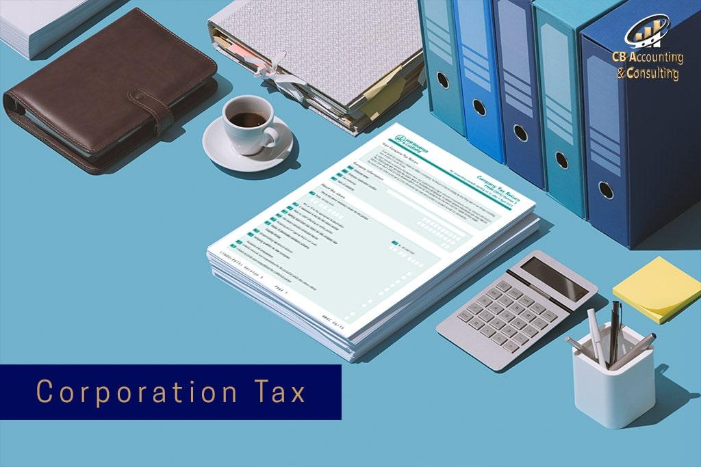 contabilitate companie ltd - corporation tax